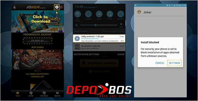 step download android joker1788 pertama